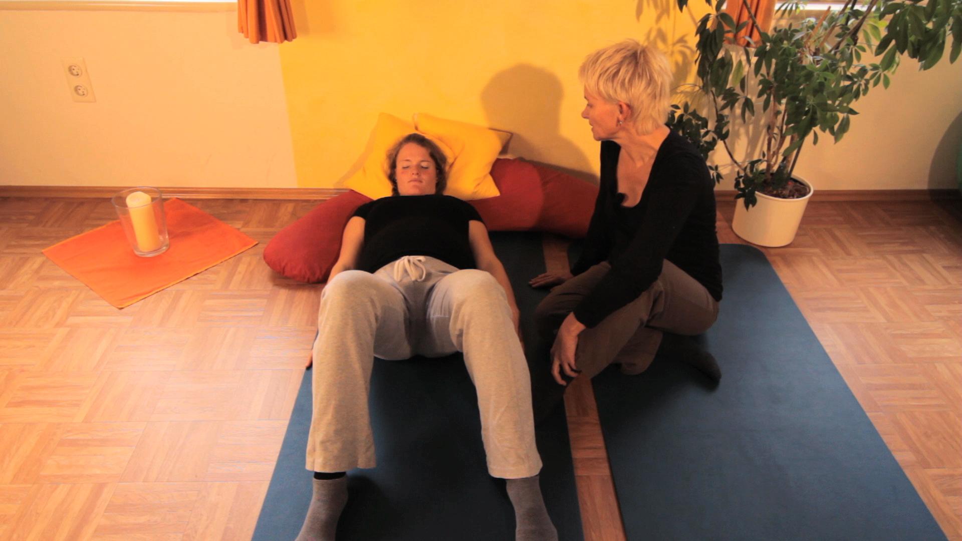 Entspannungsübung zum Mitmachen