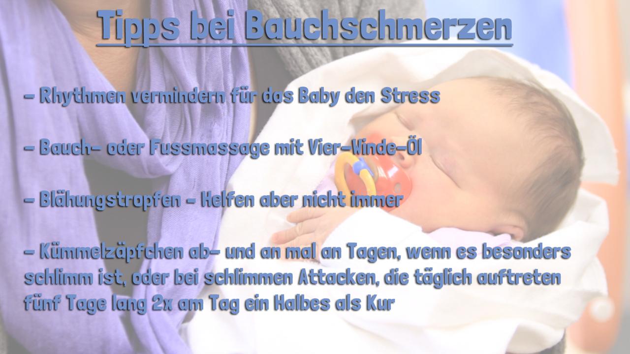 Tipps-Bauchweh