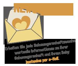 Schwangerschafts Newsletter