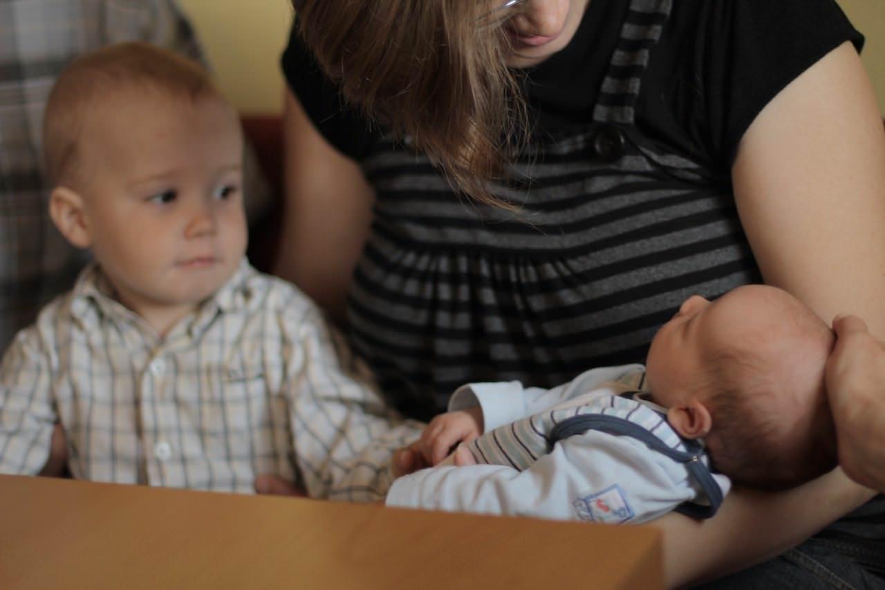 Unterschiede von erster und zweiter Schwangerschaft