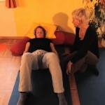 Gymnastik zum entspannen