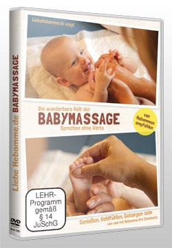 Babymassage dvd